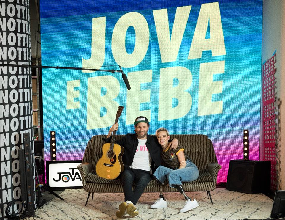 2018_Programma tv Jova e Bebe