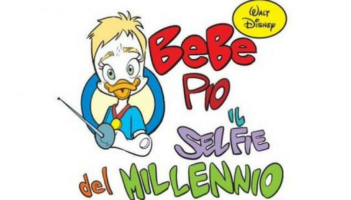 2019_Bebe Pio - Il selfie del millennio