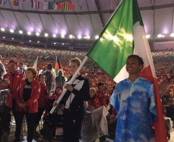 2016_Cerimonia Chiusura Paralimpiadi di Rio