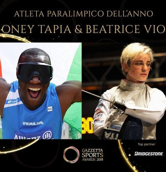 Gazzetta Sports Award 2018