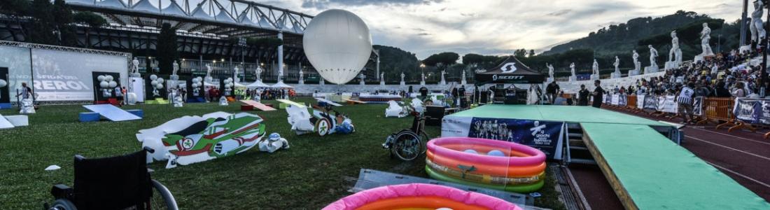 Giochi Senza Barriere Roma 2018!