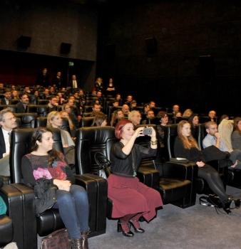 Il racconto di due giornate speciali: Bebe a Roma insieme a Tim Burton